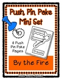 Camp Fire - Push Pin Poke No Prep Printables - 6 Pictures