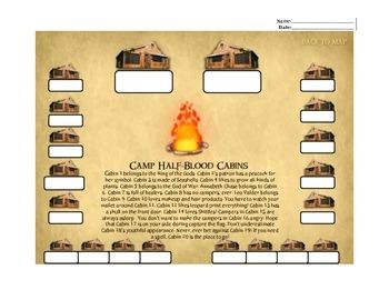 Camp Half-Blood Handout