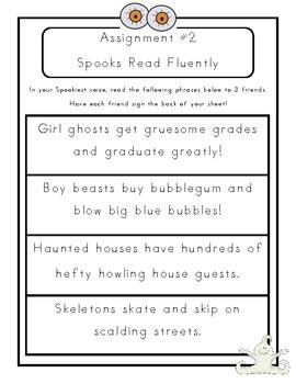 Halloween: Camp Haunt-A-Lot