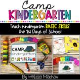 Camp Kindergarten - Basic Readiness Skills for Back to School