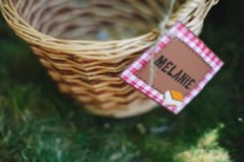 Classroom Decor Camp Learn-A-Lot Multipurpose Labels