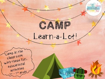 Camp Learn a Lot!