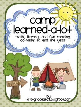 Camp Learned A-Lot Unit