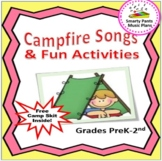 Camping Songs & Activities