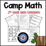 Camp Math: CCSS Math Standards Practice for 2nd Grade