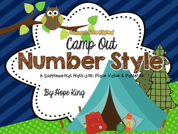 Camp Out...Number Style