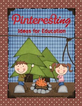 Camp Pinteresting Binder Cover
