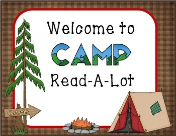 Camp Read-A-Lot FREEBIE