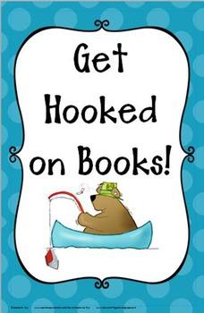 Camp Read-A-Lot Reading Journal & 40 Book Challenge Bundle