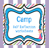 Camp Reflection
