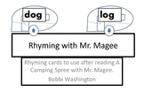 Camp Rhyming with Mr. Magee