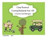 Camp Runamuck Counting Backwards from 100