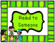 Camp Theme Daily 5 Chart