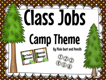 Camp-Themed Bundle