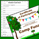 Camp themed script for single class or large group musical performance