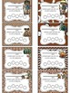Camp Themed Punch Card Pack