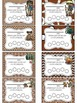 Camp Themed Punch Card Sampler
