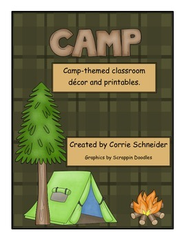 Camp-Themed Resources