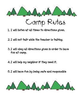 Camp Unit