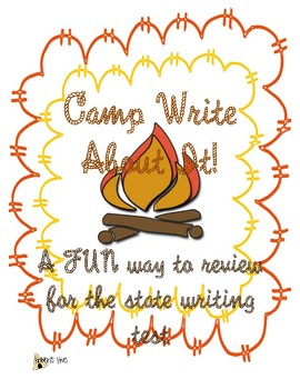 Camp Write About It!