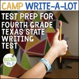 Camp Write a Lot Texas State Writing Test Prep