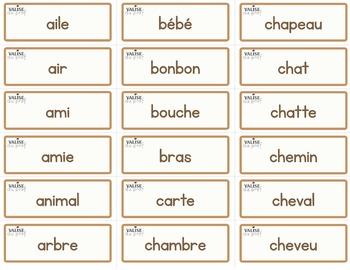 Camp gars ou filles / Genre des noms et des adjectifs