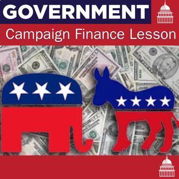 Campaign Finance Reform Lesson
