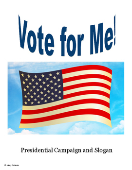 Campaign Poster and Slogan