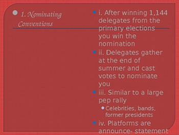 Campaign Strategies and Propaganda Powerpoint
