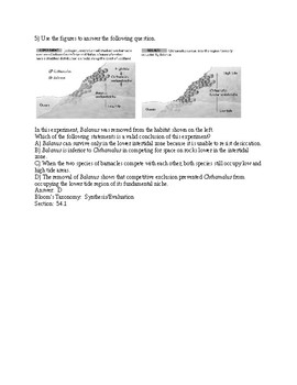 Campbell Bio, 11e (Urry) Ch. 54 Community Ecology