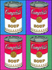 Campbell's Soup Can Mural