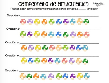 Spanish Articulation Challenge