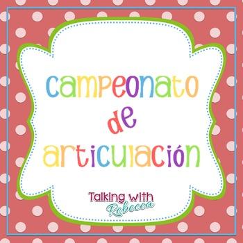 Spanish Articulation Challenge
