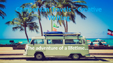 Campervan Travels Creative Diary Writing Lesson