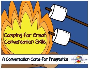 Campfire Conversations for Pragmatic Language