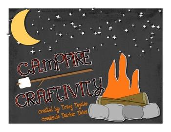 Campfire Craftivity