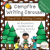 Campfire Expository Writing Carousel