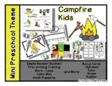 Campfire Kids - Mini Preschool Theme - Routine *o