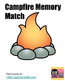 Campfire Memory Match Game