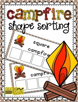 Campfire Shape Sorting