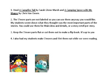 Campfire Stories for end of the year