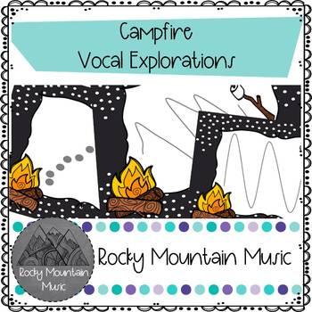 Campfire Vocal Exploration Flashcards