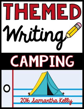 Camping Writing