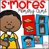 Camping Activities (S'mores Memory Game)