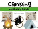 Camping-Adapted Book Unit