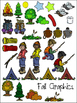 Camping Adventures Clipart