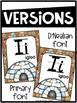 Camping Alphabet Posters - Camping Classroom Decor