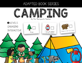Camping - An Adapted Book