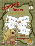 Camping Bears Dice Add the Room Sums to 10