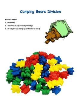 Camping Bears Division